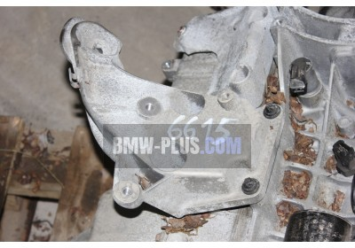 Несущий кронштейн двигателя левый BMW 5 E60 E61 520 N43 N46N 22116774181