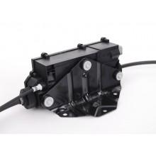 Блок ручника с ЭБУ управления стояночного тормоза BMW X5 E70 X6 E71 34436850289