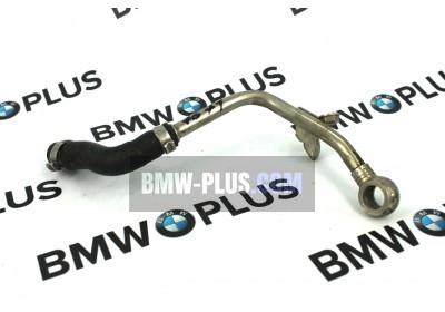 Возвратный шланг охлаждения турбины BMW F07 GT 550 F10 550iX F11 F06 650 650iX F12 F13 F01 F02 F03 F04 750 750iX X5 E70 X6 E71 N63 N63N 50iX 11537577014