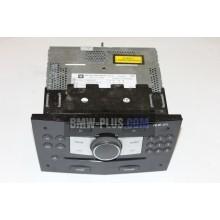 Радио и проигрыватель компакт-дисков piano black Opel 6780528