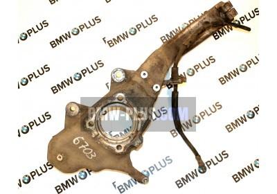 Опора поворотная передняя правая цапфа BMW X5 E70 F15 X6 E71 E72 F16 31216869870
