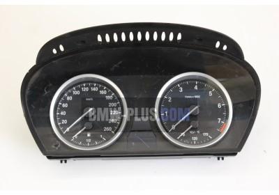 Приборная панель BMW X6 E71 35iX 40iX 62109236837