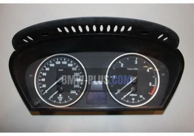 Комбинация приборов незакодированная BMW 62109236825