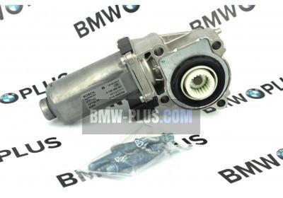 Серводвигатель раздаточной коробки BMW X3 E83 X5 E53 E70 X6 E71 E72 27102449709 27107566250