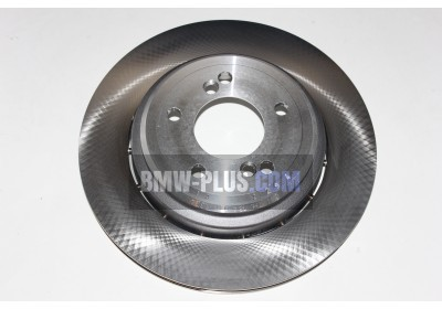 Тормозной диск вентилируемый задний левый BMW M5 E39 34212228802
