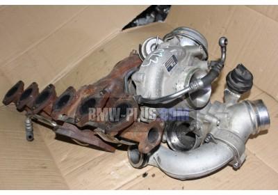 Турбонагнетатель BMW 11657808363