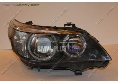 Биксеноновая фара AHL правая BMW 5' E60 63127160150