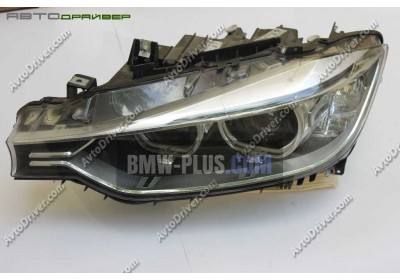 Биксеноновая фара левая 3' BMW 63117314531