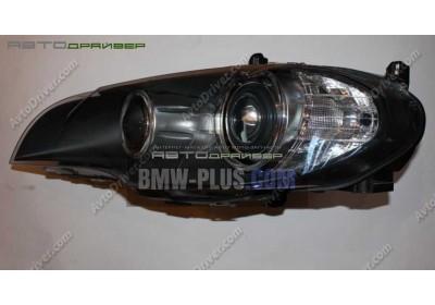 Биксеноновая фара левая BMW X5 E70 63117288991