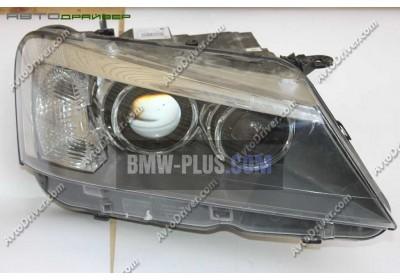 Биксеноновая фара правая BMW X3 F25 63117276992