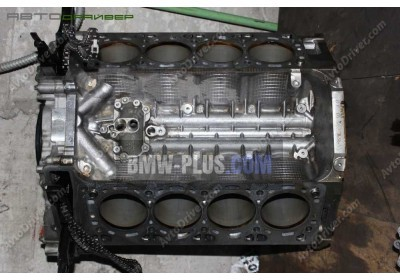 Блок двигателя N63 BMW 11112351175