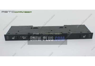 Блок переключателей в центральной консоли BMW X5 61318373736