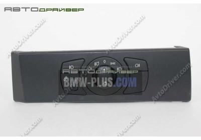 Блок управления освещением BMW 5' E60 61316925287