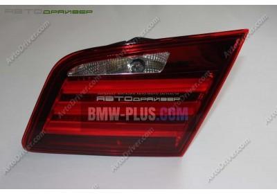 Блок задних фонарей на багажной двери правый BMW 5' F10 F18 63217203226