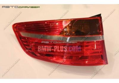 Блок задних фонарей на крыле Л BMW X6 E71 63217179983