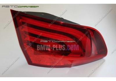 Блок задних фонарей на крыле левый BMW 5' F10 F18 63217203229