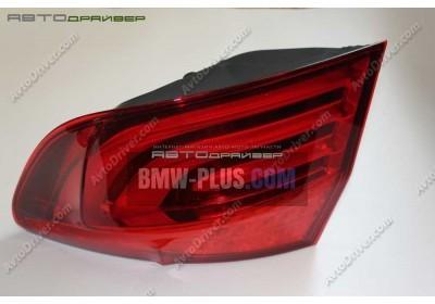Блок задних фонарей на крыле правый BMW 5' F10 F18 63217203230