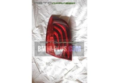 Блок задних фонарей на крыле правый BMW 5' F10N F18 F18N 63217306162