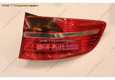 Блок задних фонарей на крыле правый BMW X6 E71 63217179984