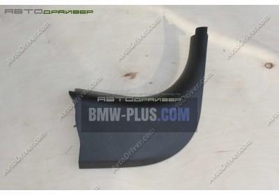 Боковая обшивка передняя правая BMW 3' 51437144534
