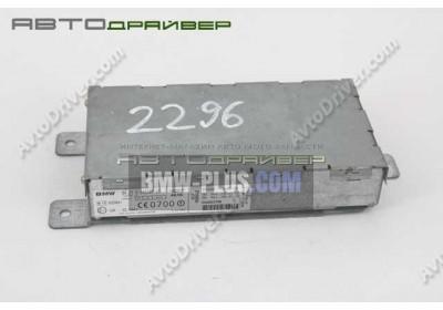 ЭБУ системы зарядки устройства громкой связи BMW 84109154358