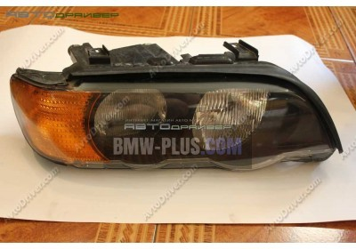 Фара ксенон основная правая BMW X5 E53 63126913484
