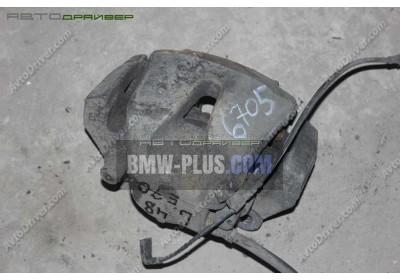 Корпус суппорта тормозного механизма левый BMW 34116776783