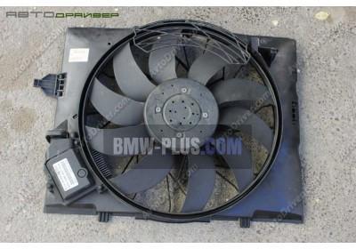 Кожух вентилятора с вентилятором BMW 17422282936