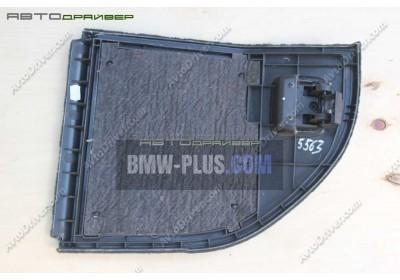 Крышка багажного отделения левая BMW 3' E91 51477321097