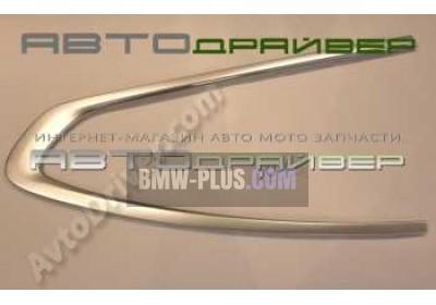 Накладка бокового стекла левая BMW 6' F13 51357275793