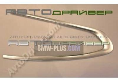 Накладка бокового стекла правая BMW 6' F13 51357275794