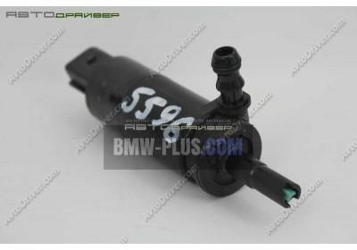Насос системы омывателей фар BMW 67128377430