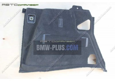 Обшивка багажного отделения правая BMW 3' E91 51477269712
