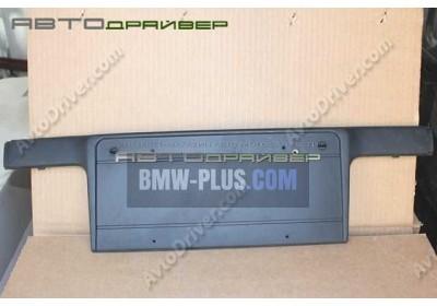 Основание номерного знака BMW 5' E39 51118174849