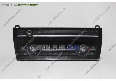 Панель управления радиоприемником и кондиционером BMW 61319328413