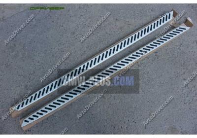 Порог швеллера левый BMW 51777294385