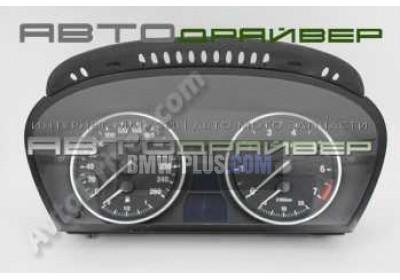 Приборная панель BMW X5 62109236818