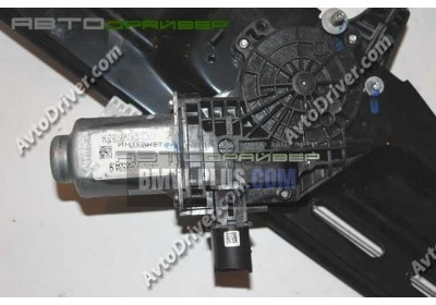 Привод стеклоподъемника BMW X3 F25 67627258534