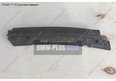 Прижим звукоизоляции щита передка правый BMW 51487075628