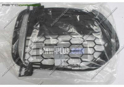Решетка боковая открытая правая BMW 51118064634