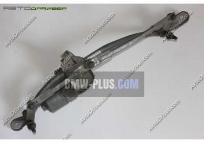 Рычажный механизм стеклоочистителя с двигателем BMW 61617306266