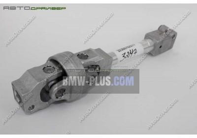 Сдвоенный карданный вал рулевого управления BMW E53 32306762277