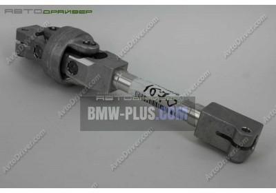 Сдвоенный карданный вал рулевого управления BMW X5 E53 32306758076