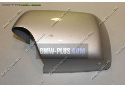 Щиток наружного зеркала левый BMW X5 E53 51168266733