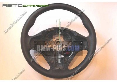 Спортивное рулевое колесо, кожа BMW 3' 32306863344