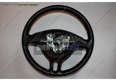 Спортивное рулевое колесо многофункциональный кожа BMW X5 E53 32306770422