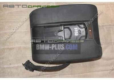 Средний подлокотник под телефон BMW 5' E39 51167140697
