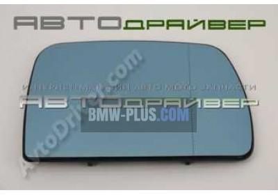Стекло панорамного зеркала с обогревом правое BMW X5 E53 51167039598