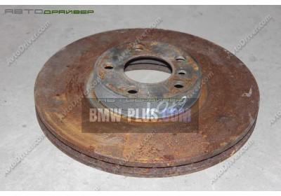 Тормозной диск вентилируемый BMW 34116868938