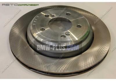 Тормозной диск вентилируемый задний левый BMW M5 E39 34212228801